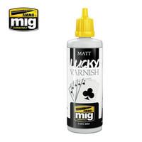 Lucky Varnish Matt 60ml