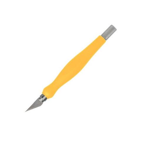 Comfort Grip Craft Knife #1 (sis.2kpl vaihtoteriä)