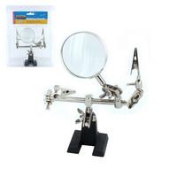 Helping Hands & Glass Magnifier