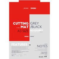 Hobby Cutting Mat Grey / Black A3 - työskentelyalusta
