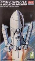 Space Shuttle & Booster Rockets, 1:288