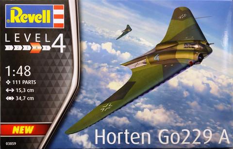 Horten Go229 A, 1:48