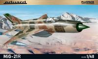MiG-21R, Profipack, 1:48 (Pidemmällä Toimitusajalla)