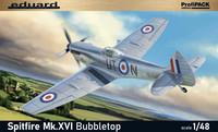 Spitfire Mk. XVI Bubbletop, Profipack, 1:48 (Pidemmällä Toimitusajalla)