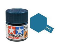 X-13 Metallic Blue 10ml