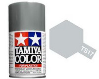 TS-17 Gloss Aluminum 100ml