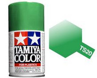 TS-20 Metallic Green 100ml
