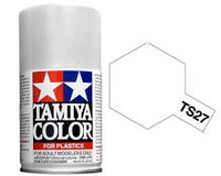 TS-27 Matt White 100ml