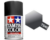 TS-40 Metallic Black 100ml