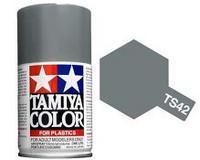 TS-42 Light Gun Metal 100ml