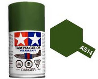 AS-14 Olive Green (USAF) 100ml
