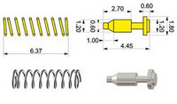 Shock Absorber type 'D'(5kpl)