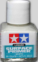 Liquid Surface Primer White 40ml