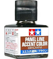 Panel Accent Color Brown 40ml