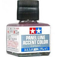 Panel Accent Color Gray 40ml