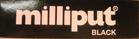 Milliput BLACK 113,4g