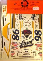 Ford Taurus Lysol #98 1:25