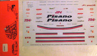 Oldsmobile Drag Racing 'Pisano' Dale Pulde 1:25