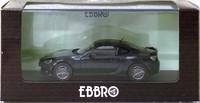 Subaru BRZ, gray, 1:43