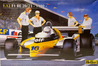 Renault RE 20/23 '80 1:12