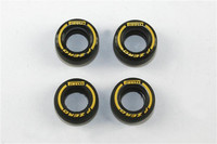 Tyres P Zero (yellow) Soft