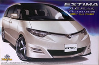 Toyota Estima Aeras G-Package Custom 1:24
