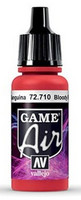 Bloody Red, Game Air 17ml