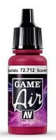 Scarlett Red, Game Air 17ml