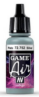 Silver, Game Air 17ml