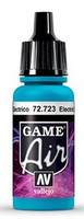 Electric Blue, Game Air 17ml