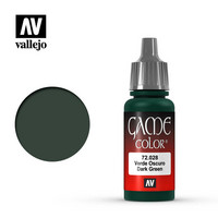 Dark Green, Game Color 17ml