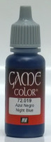 Night Blue, Game Color 17ml