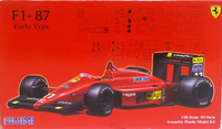 Ferrari F1-87 Early Type 1:20