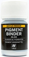 Acrylic Medium Pigment Binder 30ml