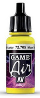 Moon Yellow, Game Air 17ml