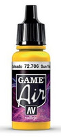 Sun Yellow, Game Air 17ml