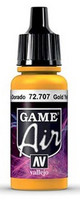 Gold Yellow, Game Air 17ml