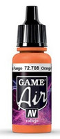 Orange Fire, Game Air 17ml