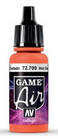Hot Orange, Game Air 17ml