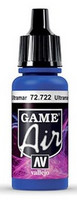 Ultramarine Blue, Game Air 17ml