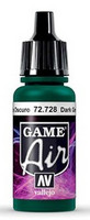 Dark Green, Game Air 17ml