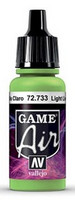 Light Livery Green, Game Air 17ml