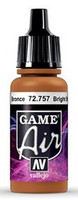 Bright Bronze, Game Air 17ml