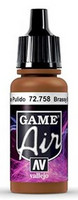 Brassy Brass, Game Air 17ml
