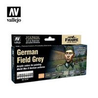 German Field Grey Set (WW II German Uniforms)