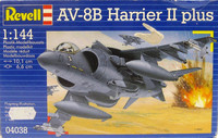 AV-8B Harrier II Plus 1:144
