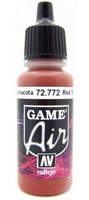 Red Terracotta, Game Air 17ml