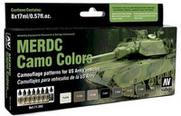 MERDC Camo Colors