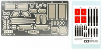 Ferrari FXX K Photo-Etched Parts Set 1:24