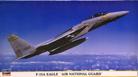 F-15A Eagle 'Air National Guard' 1:72